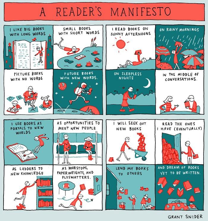 A Reader's Manifesto