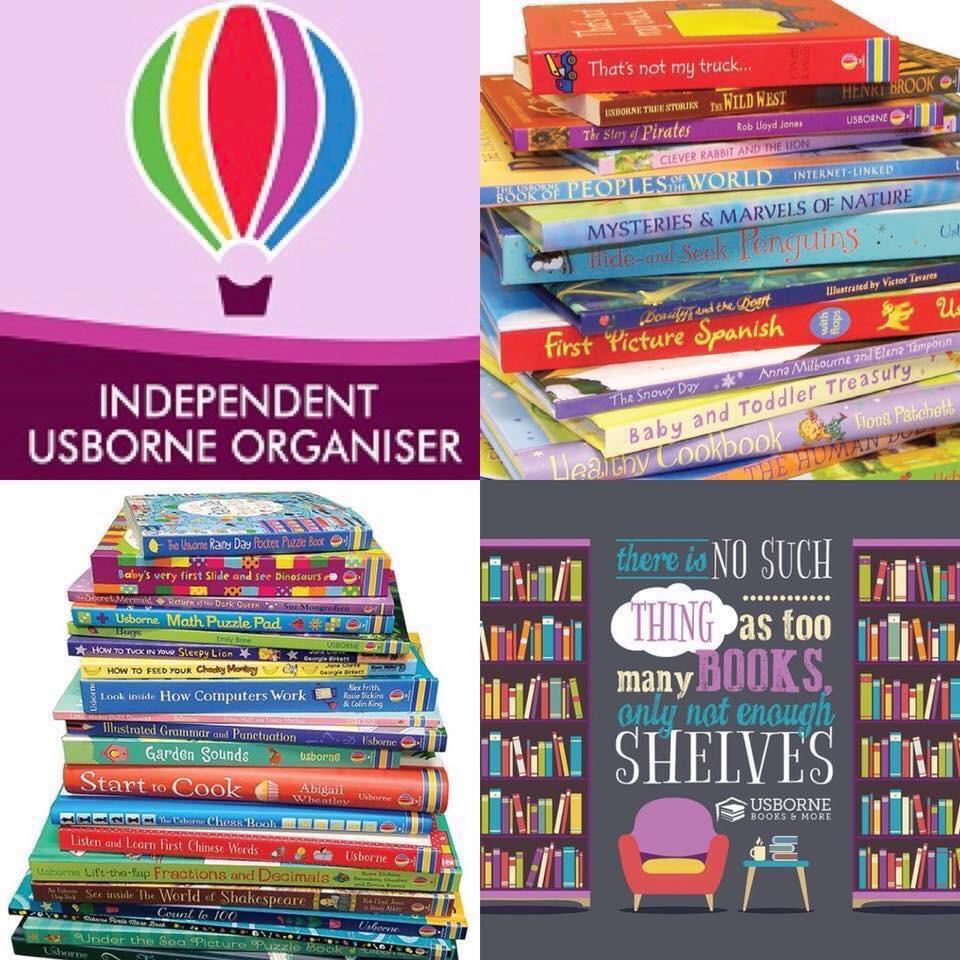 Usborne Independent organiser