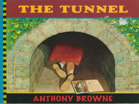the tunnel by a. browne