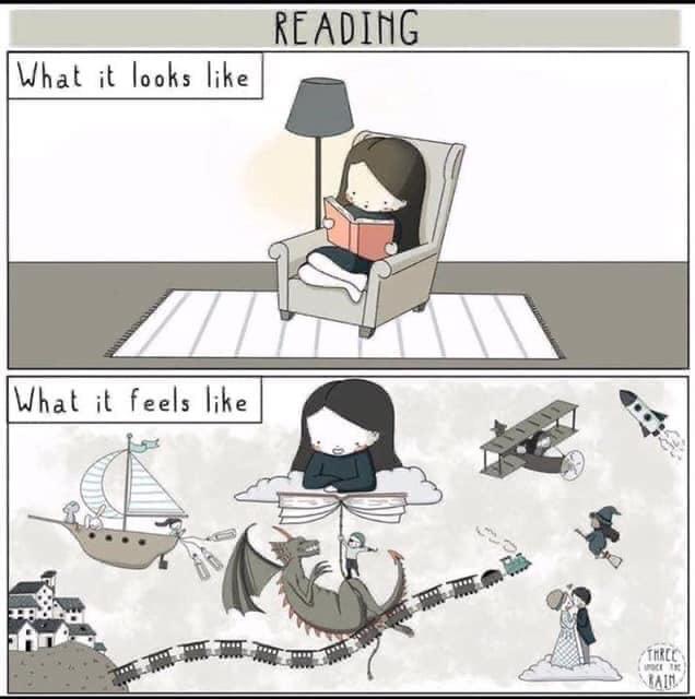What Reading Feels Like