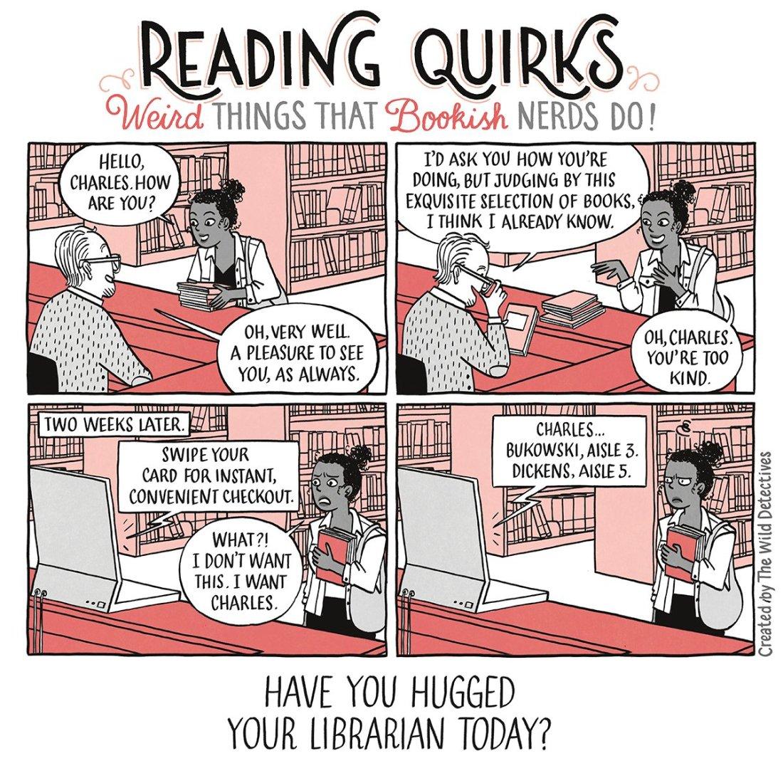 Book Quirks