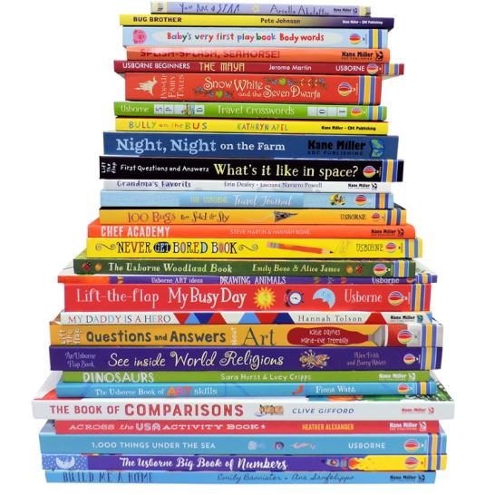 Examples Usborne Books