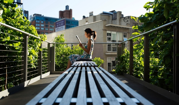 Urban reading