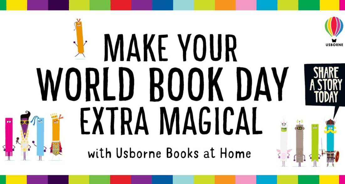 Usborne World Book Day
