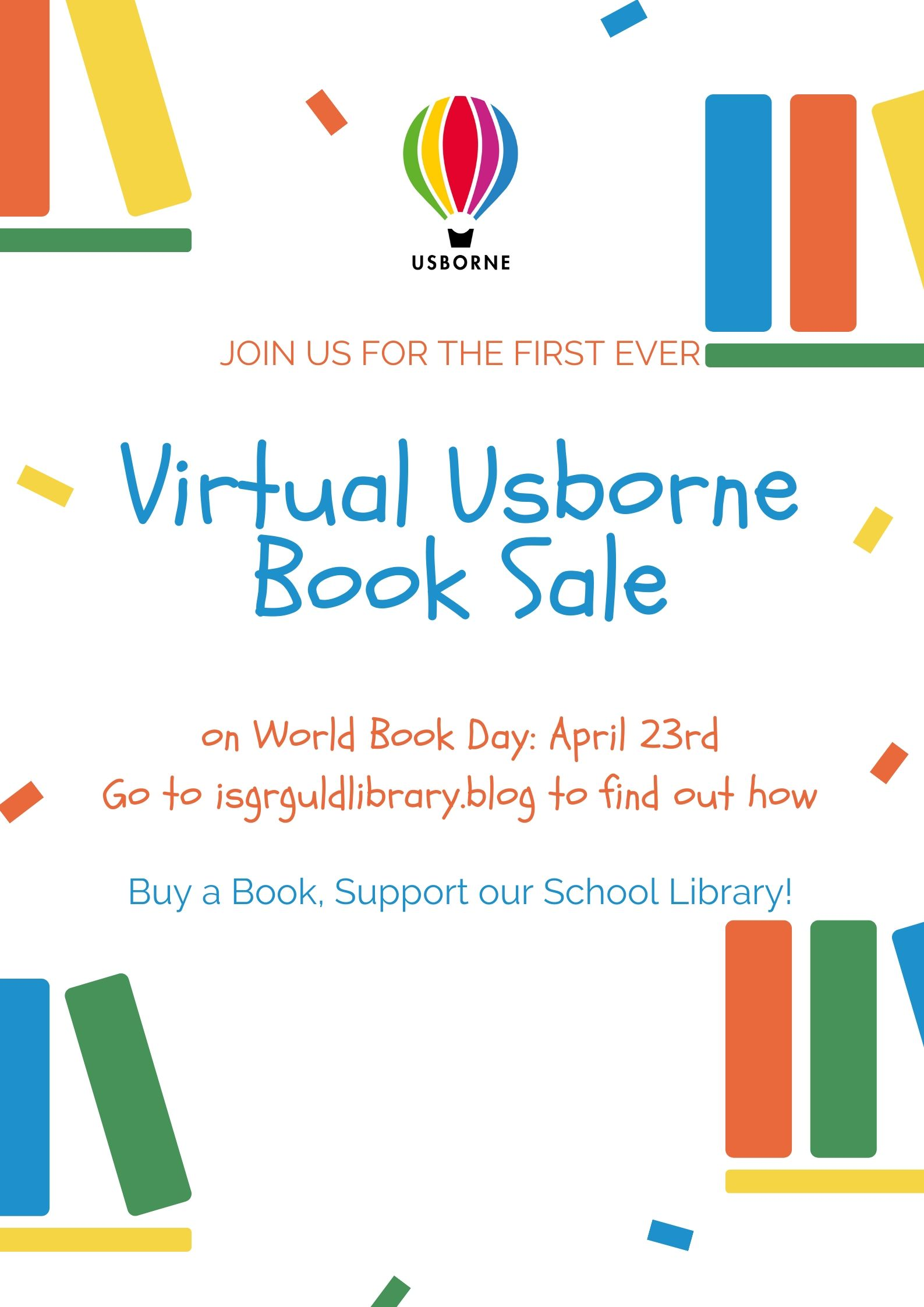 Virtual Usborne Book Sale