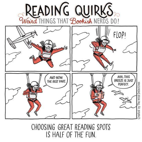 Reading Parachute